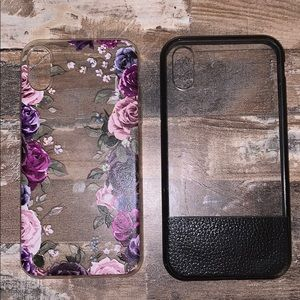 Accessories - iPhone 10 cases